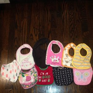 Other - Baby/toddler bibs
